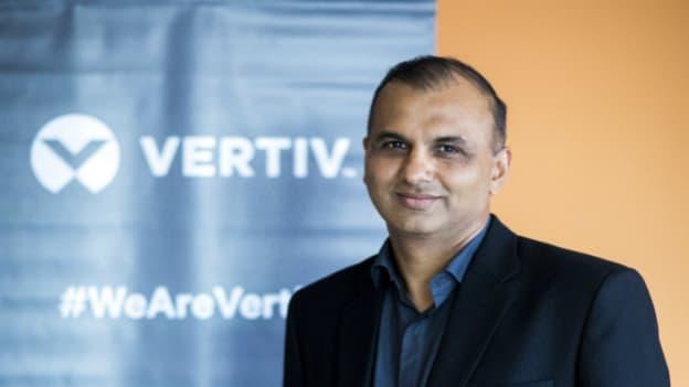 Vertiv names Hitesh Prajapati as Country Manager for Singapore