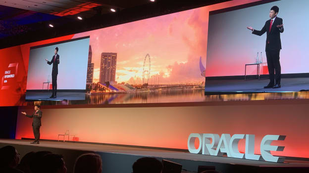 Learnings from leaders at Oracle OpenWorld Singapore