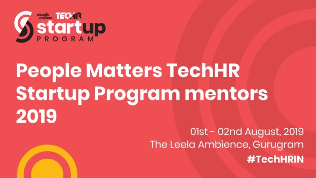Pitch perfect: Meet the investors of TechHR Startup Program 2019