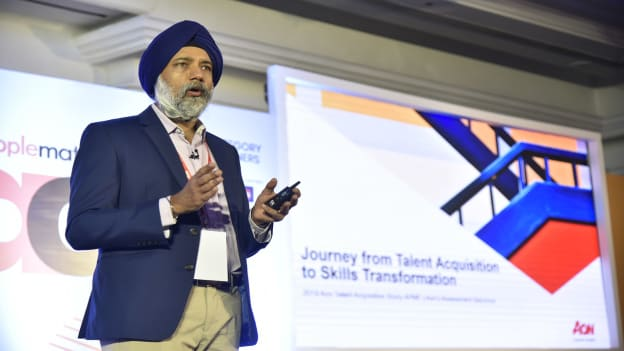 Journey from talent acquisition to skills transformation