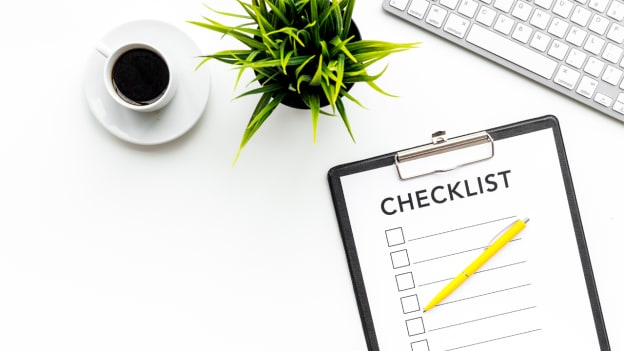 The post-appraisal checklist for managers