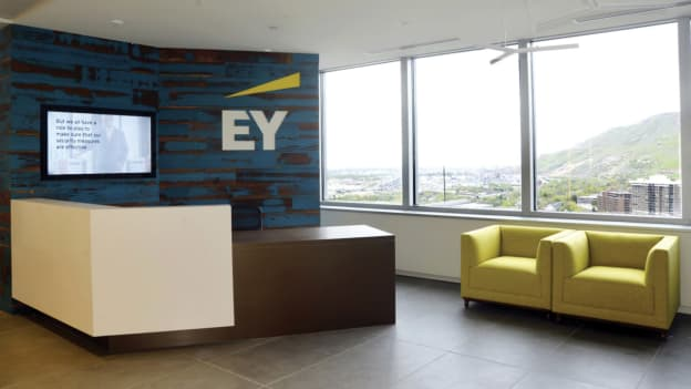 EY Global Delivery Services gets a new HR head on-board