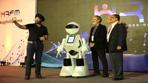 Tech Mahindra Introduces K2, an AI HR Humanoid
