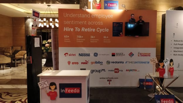 From penniless at TechHR to $1.3 Mn ARR, inFeedo's foray into the HR tech market