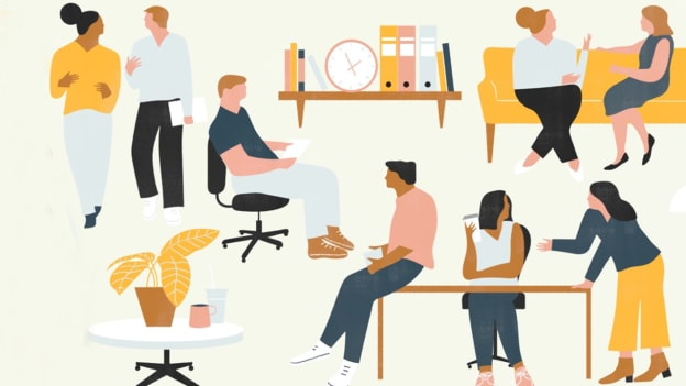 Building strong workplace connections: The #1 driving force in success