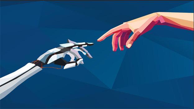 Merits of a human boss and a machine boss