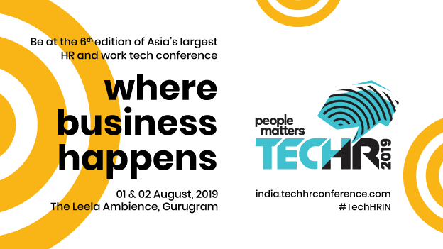10 reasons why you can't afford to miss TechHR India 2019!