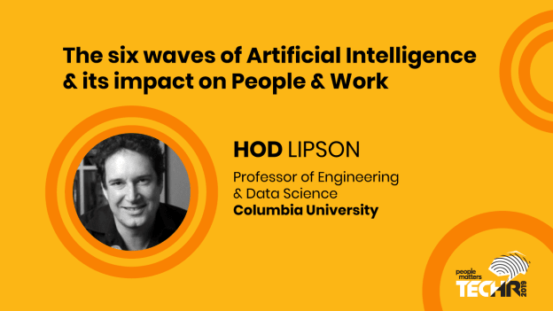 The 6 waves of AI & its impact on People & Work