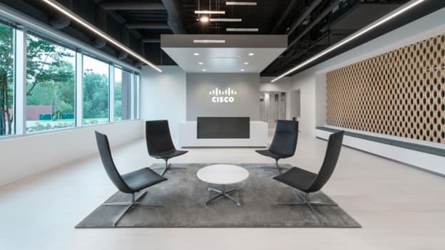 Cisco cuts a few jobs in India as part of global realignment