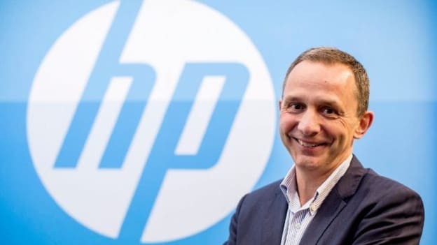 HP promotes its Head of Printer Division & names him CEO