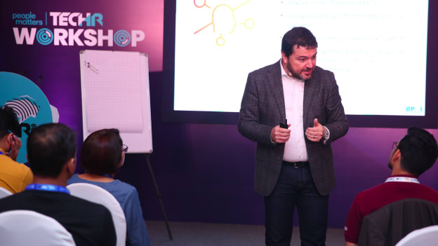 Bridging the gap between strategy design and delivery: Insights from a TechHR Workshop