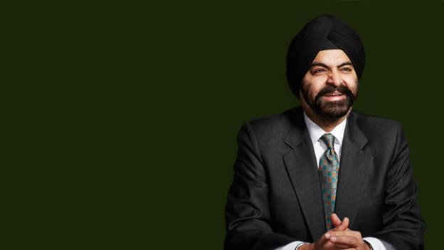 The B Team welcomes Mastercard President and CEO Ajay Banga