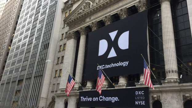 DXC Technology may recruit 10000 people with digital tech skills