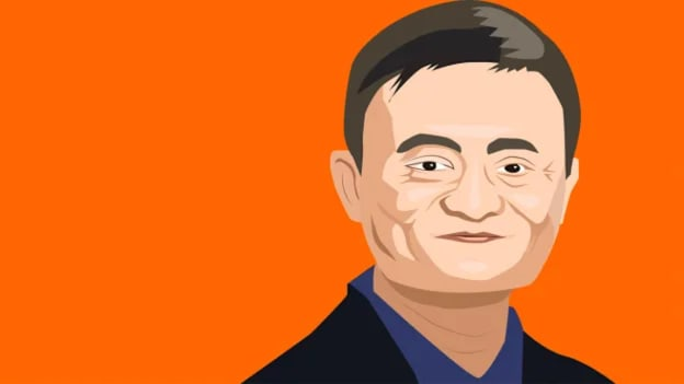 Jack Ma's memorable exit from Alibaba