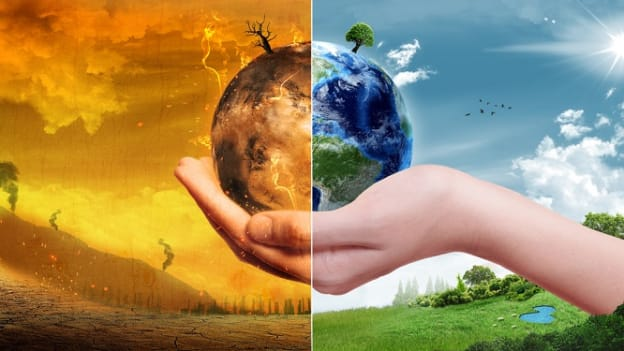 A walk towards a better & sustainable climate: How can the world of work help?