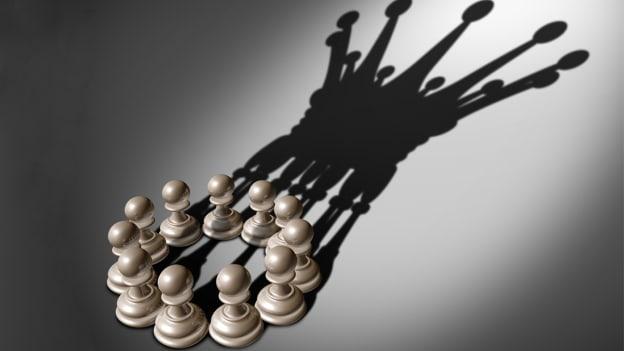 Re-aligning of development strategies for leaders