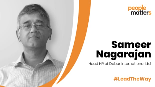 Always confront your fears and act on them: Sameer Nagarajan, Dabur International