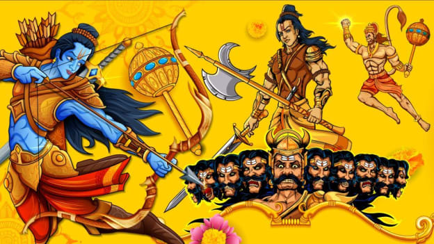 5 times the Ramayan reminded us of the workplace