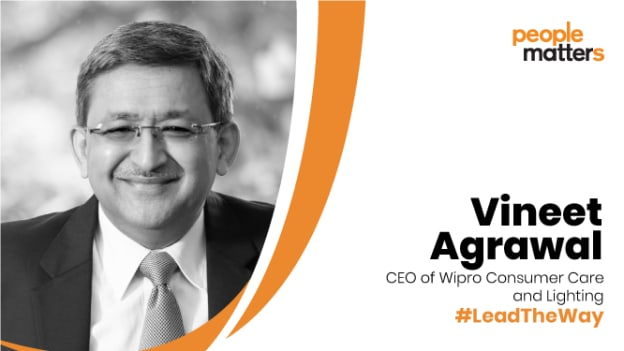 Your team members should be better than you- Vineet Agrawal, CEO Wipro CCL