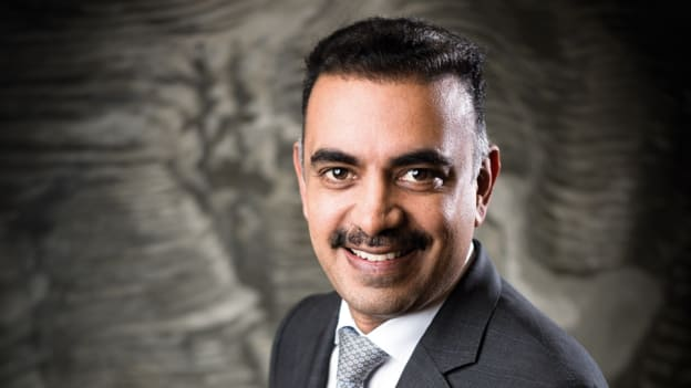 KKR India Financial Services CEO B. V. Krishnan calls it quits