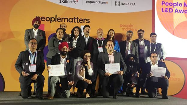 Meet the winners of People Matters L&D Awards 2019