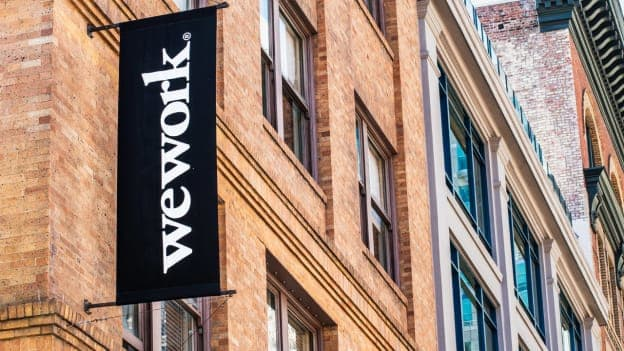 T-Mobile may become WeWork's new boss