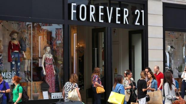 Forever 21 gets new Vice President, HR