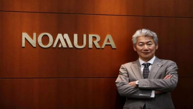 Nomura CEO steps down after seven years