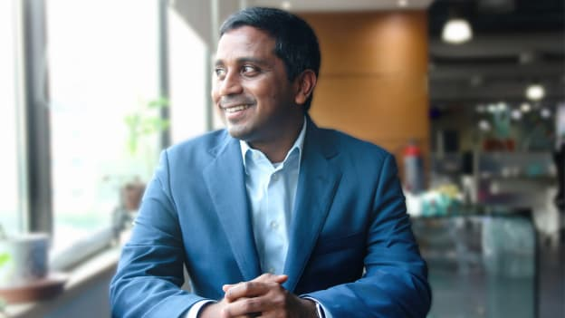 Stay connected to the people that you are leading: Nigel Vaz