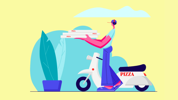 Training to help delivery execs move to e-bikes