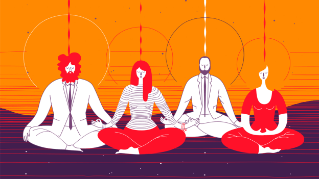 Minding the 'Inner Peace' for corporate growth