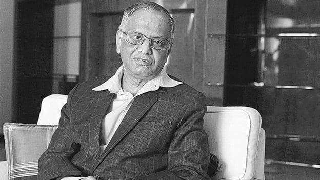 Narayana Murthy calls for creation of jobs with reasonable income