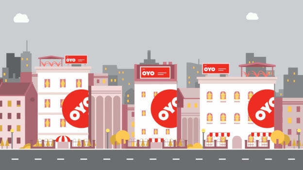 OYO to let go thousands across China and India