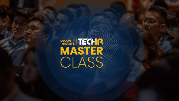 8 masterclasses to look forward to at People Matters TechHRSG