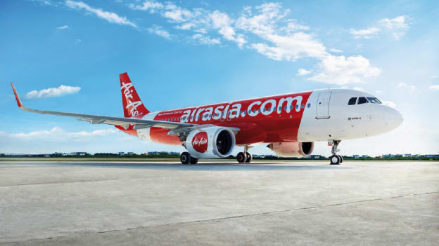 CEO and Chairman of AirAsia step down temporarily