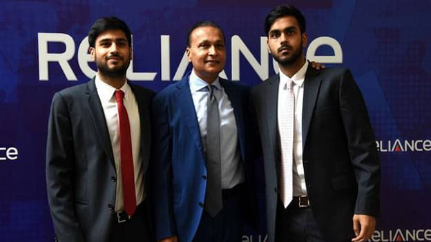 Anil Ambani's sons exit Reliance Infrastructure's board