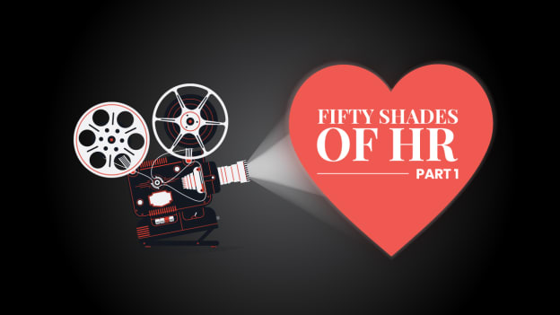 50 shades of HR: Part I