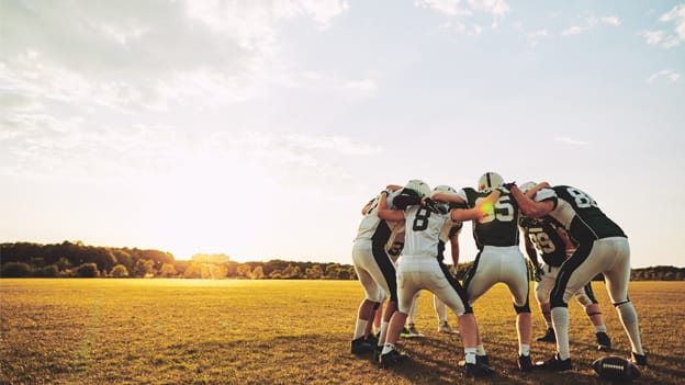 What team sports can teach about running a business