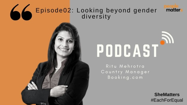 Podcast: Looking beyond gender diversity