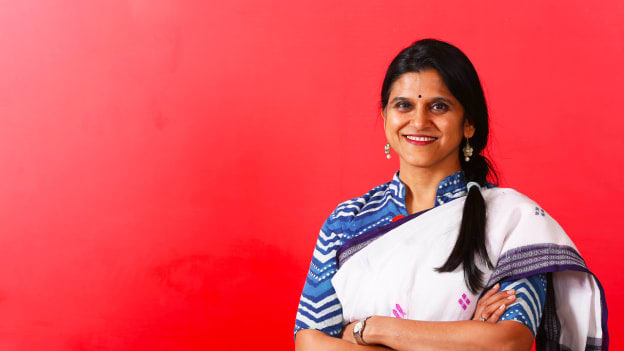 Publicis Sapient's Chief Talent Officer, Kameshwari Rao, on HR's Next Curve