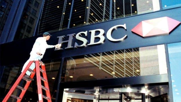 HSBC starts construction of global training center