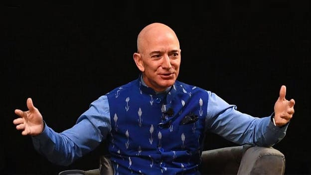 COVID-19 crisis on top of the priority list for Amazon's Jeff Bezos