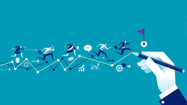 Making organizations future-ready using analytics