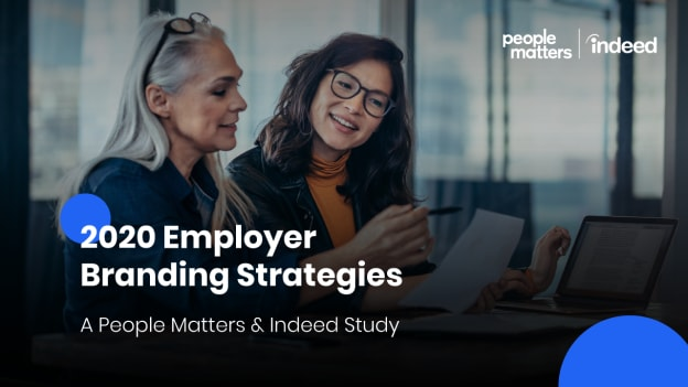 2020 Employer Branding Strategies - A People Matters & Indeed Study