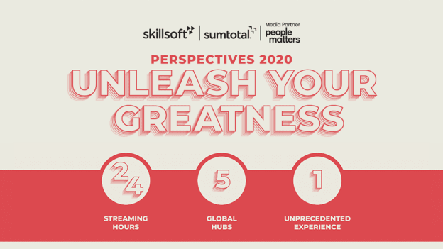 Top reasons to attend Perspectives 2020, the virtual learning experience