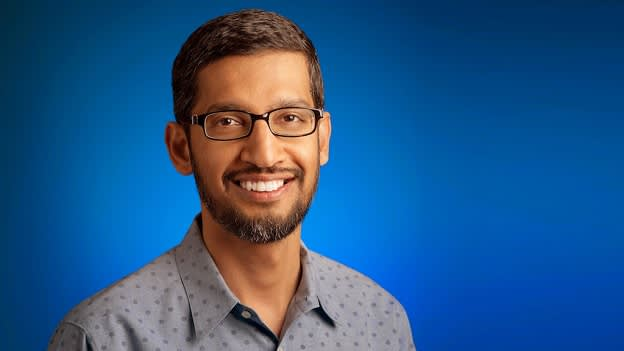 "Sundar Pichai indicates a ""significant"" slow hiring in 2020"