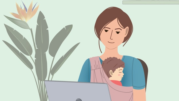 The remote work phenomenon: How virtual employment is shaping a new future for parents