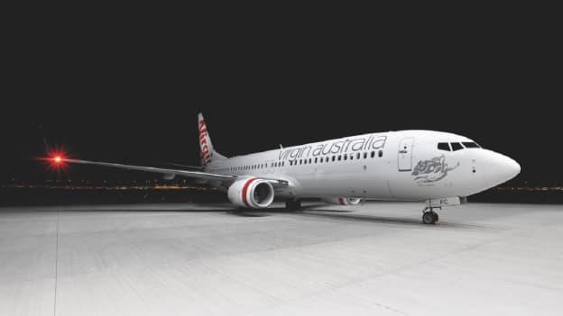 Virgin Australia hits a slump due to coronavirus