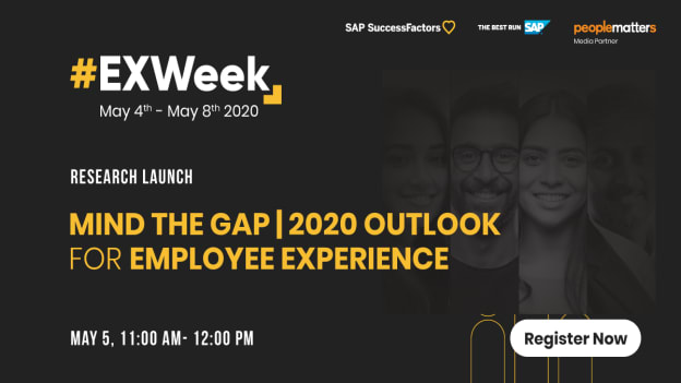 Mind the Gap: 2020 Outlook for Employee Experience