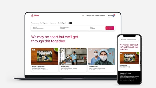 Airbnb cuts its workforce by 25%